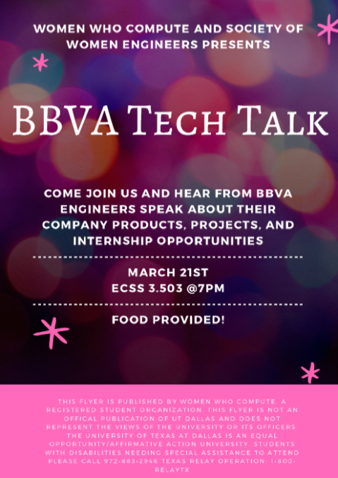 BBVA Tech Talk