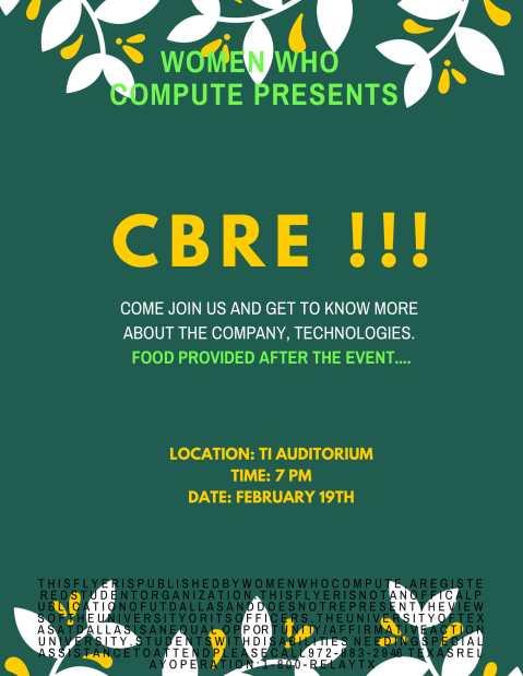 CBRE Event