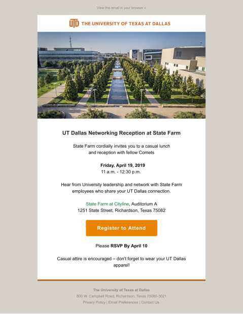 State Farm Network Reception